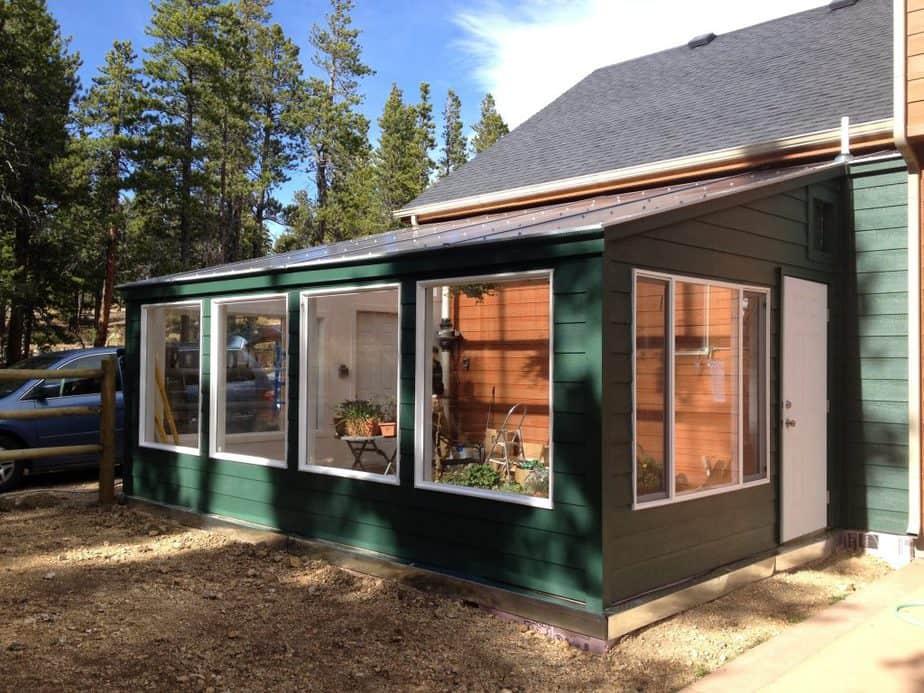 Solar Power for Greenhouses