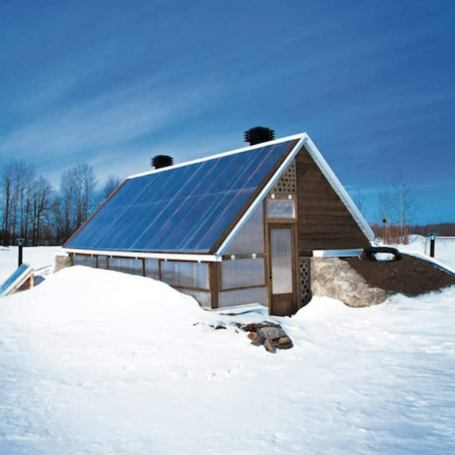 Starting a Solar-Powered Greenhouse