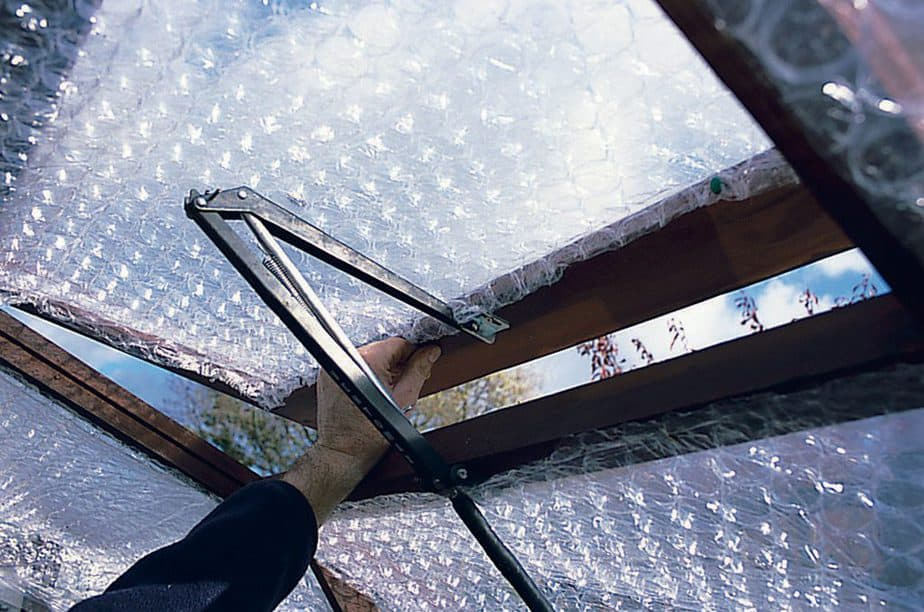 insulating your greenhouse