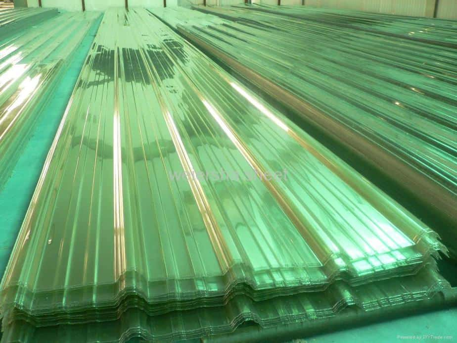 best material for greenhouse panes