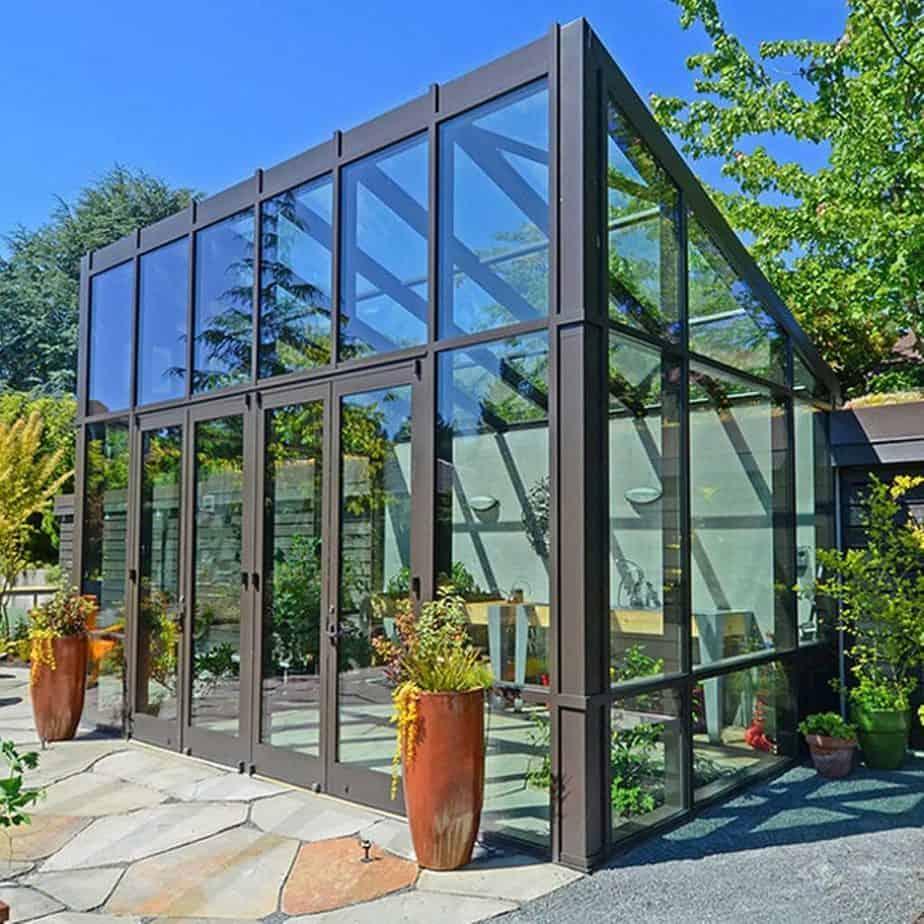 greenhouse materials