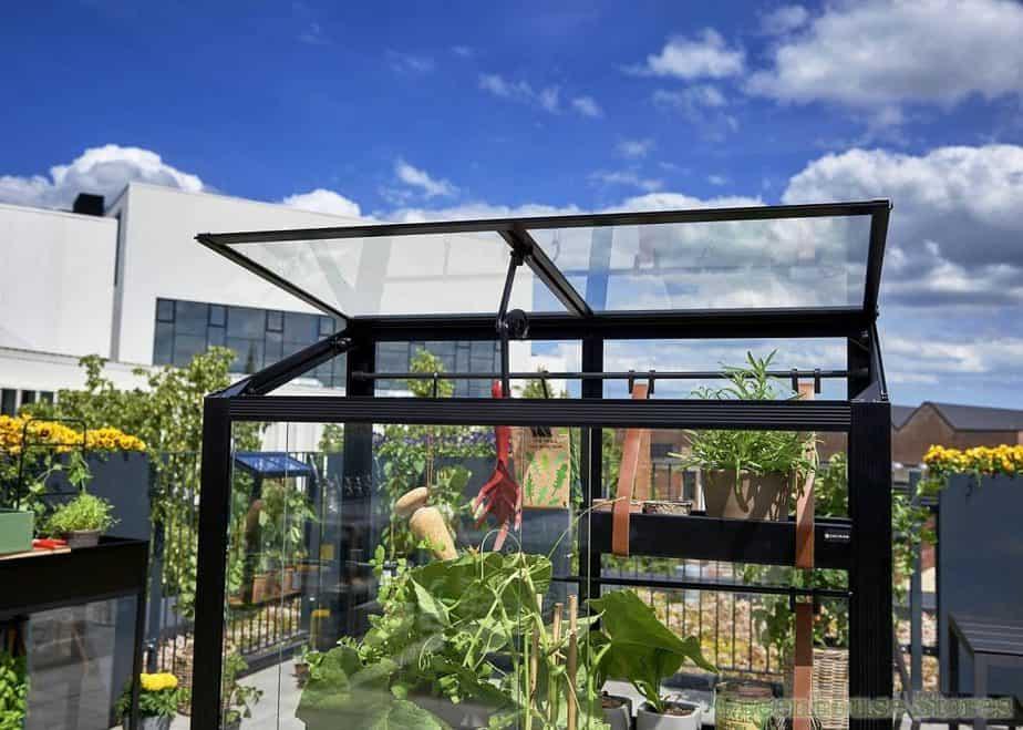 greenhouse ventilation