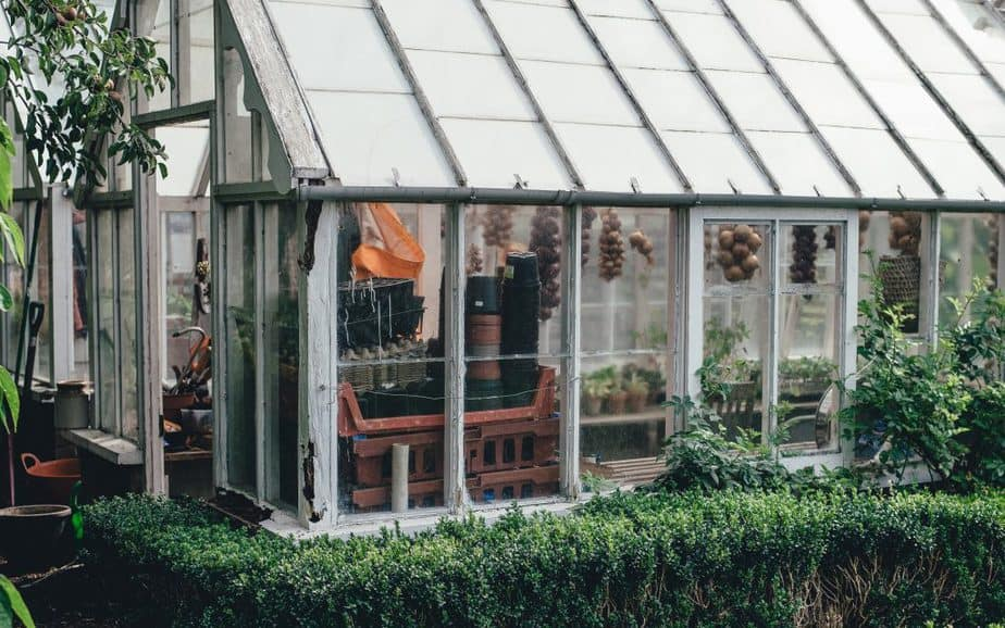powering a greenhouse