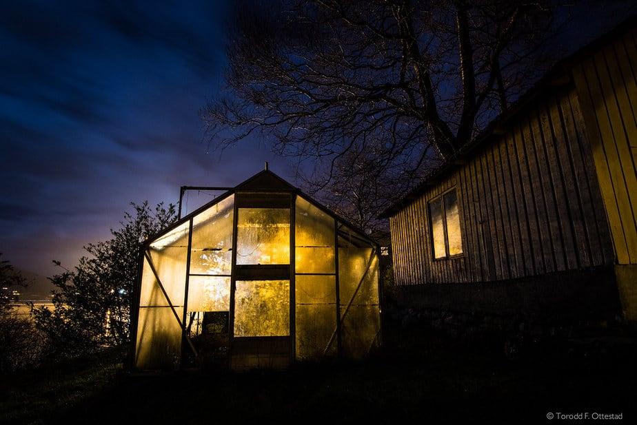 is a backyard greenhouse worth it