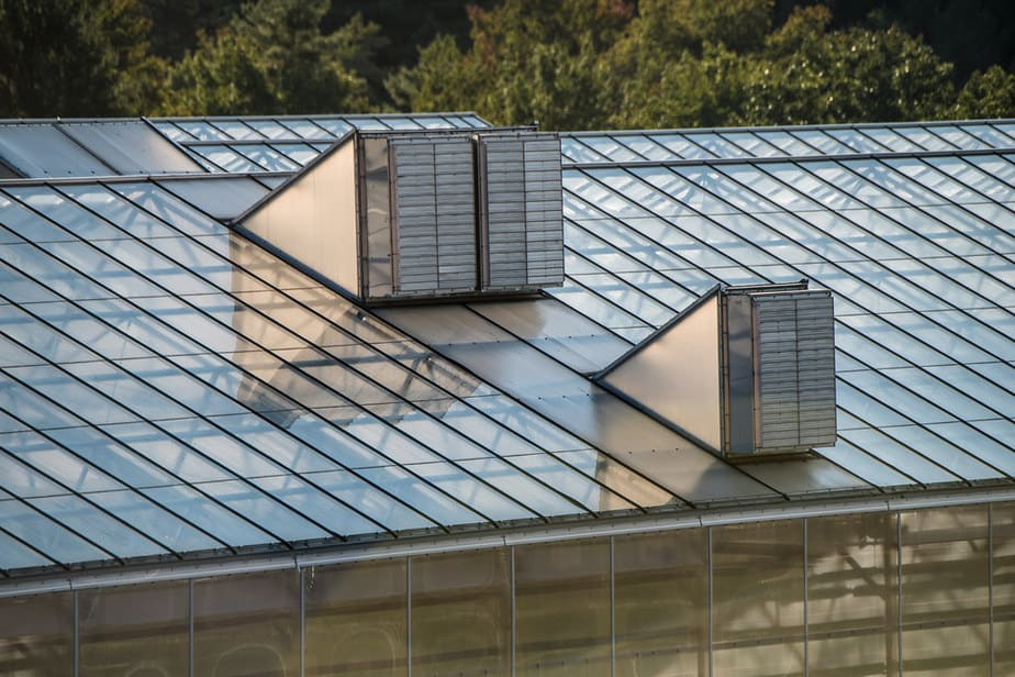 Greenhouse Vents