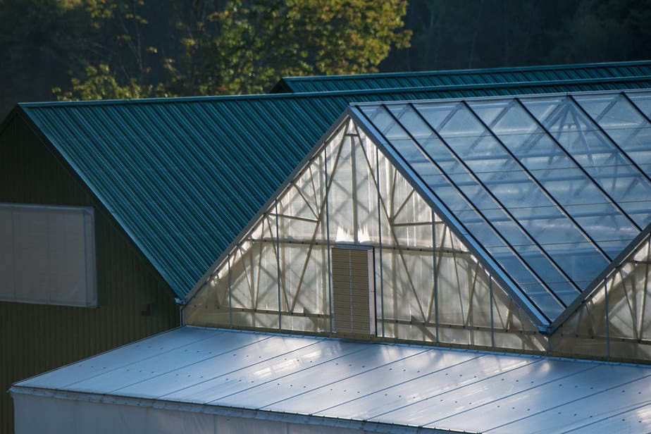 greenhouse vents automatic
