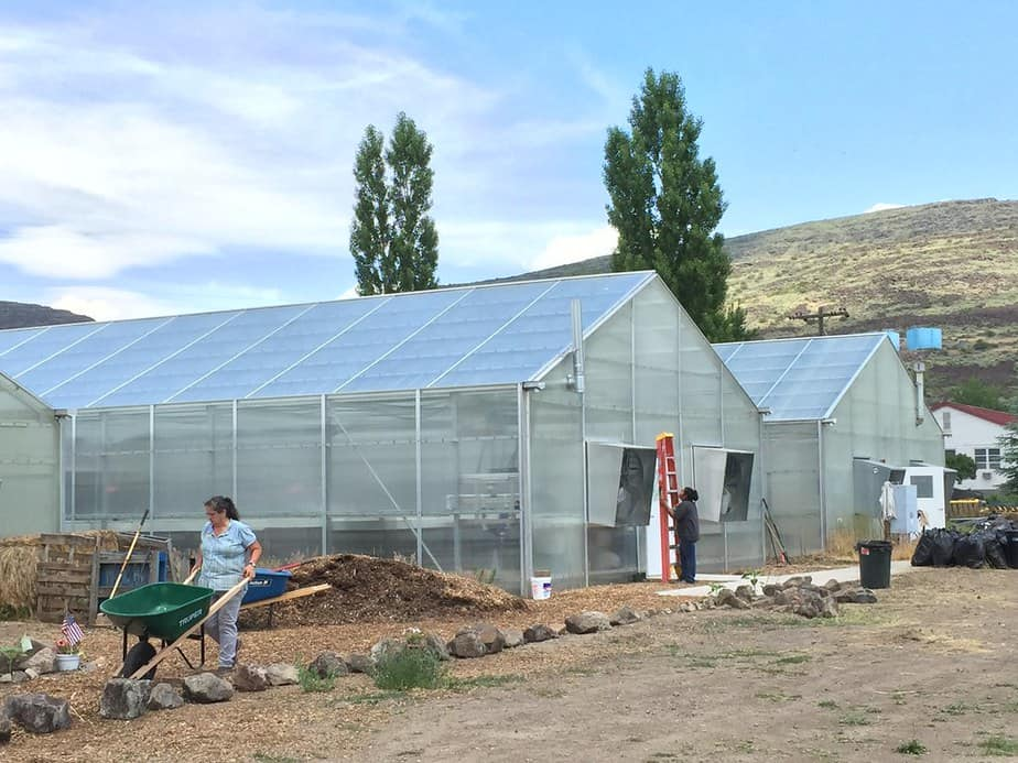best greenhouse materials