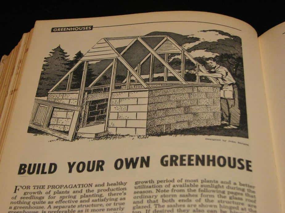 Can I Build My Own Greenhouse?