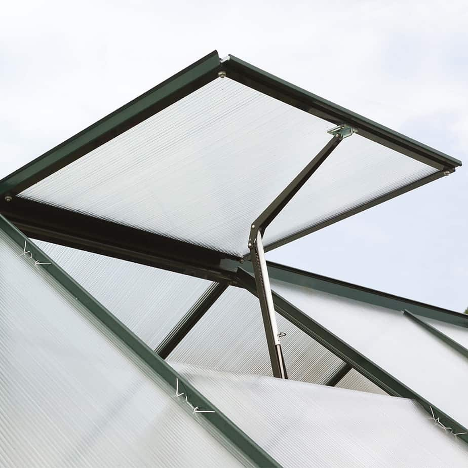 Greenhouse Auto Vent Maintenance and Repair