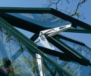 auto greenhouse vent parts