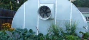quiet greenhouse exhaust fans