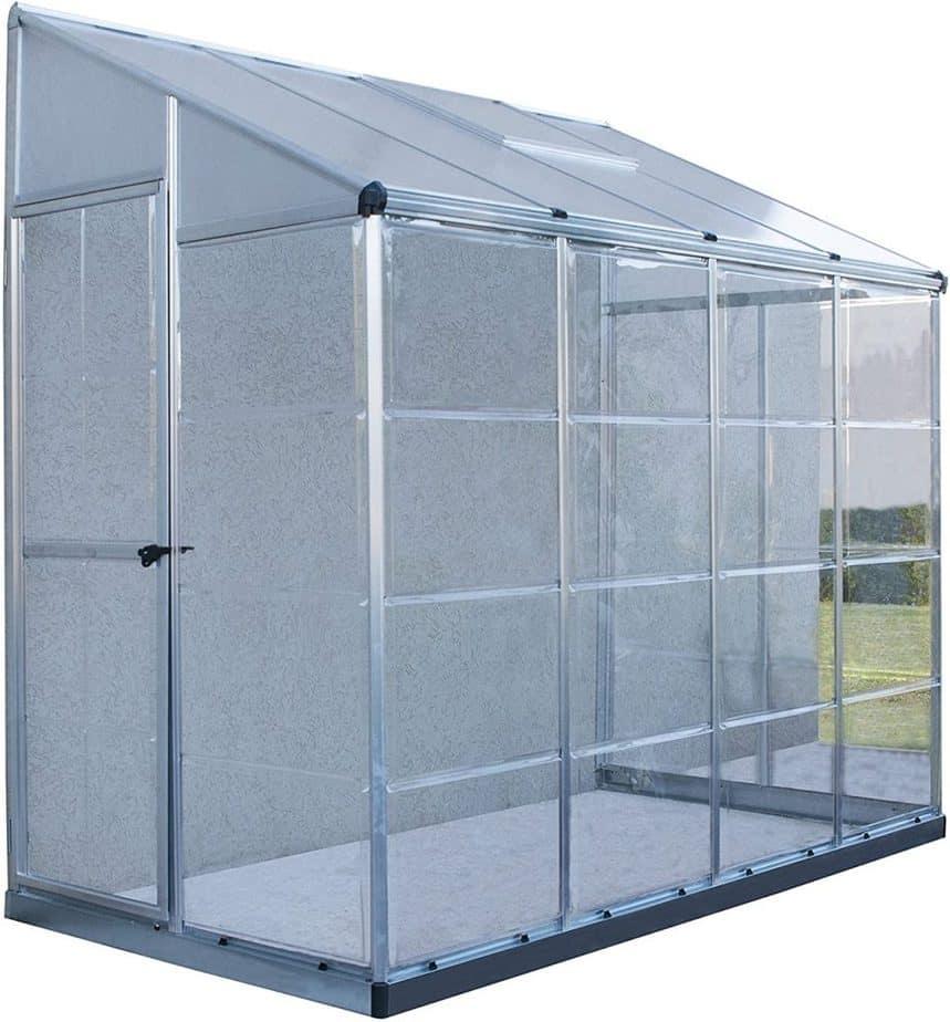 Palram Hybrid Lean Greenhouse