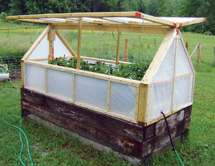 Is Building a Mini Greenhouse Better Than Buying One?