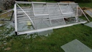 How to Protect a Greenhouse from Wind