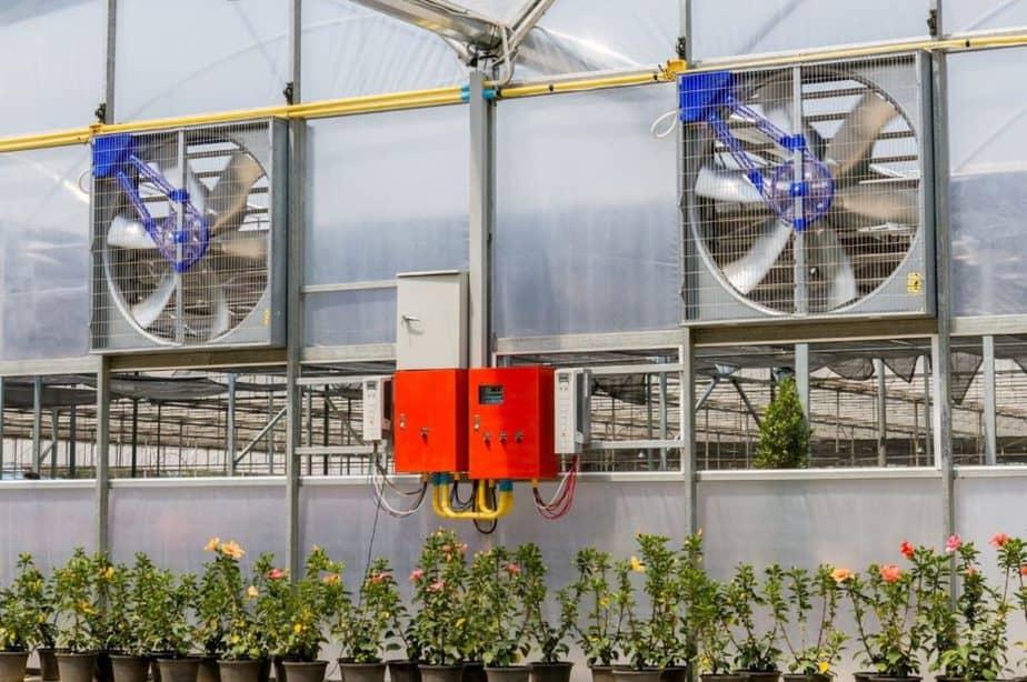 greenhouse utilities