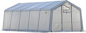 ShelterLogic 10' x 20' GrowIT Greenhouse review