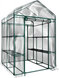 Home-Complete HC-4202 Walk-In Greenhouse review
