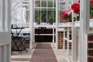 Types of Greenhouse Flooring
