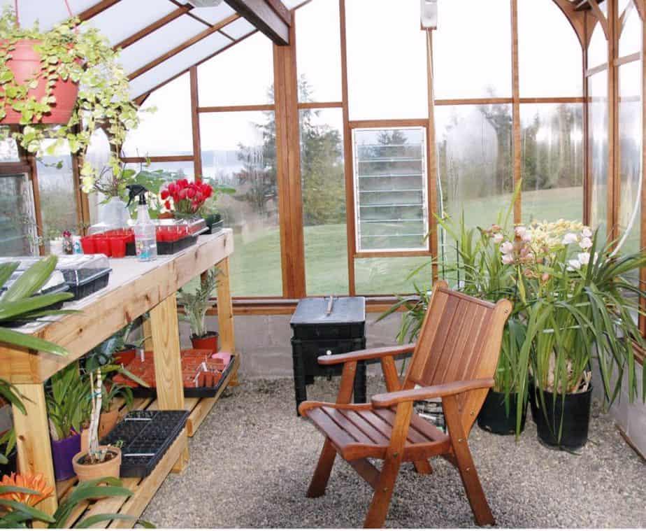 Best Greenhouse Floor