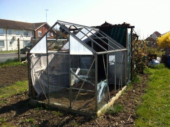 Greenhouse Maintenance tips