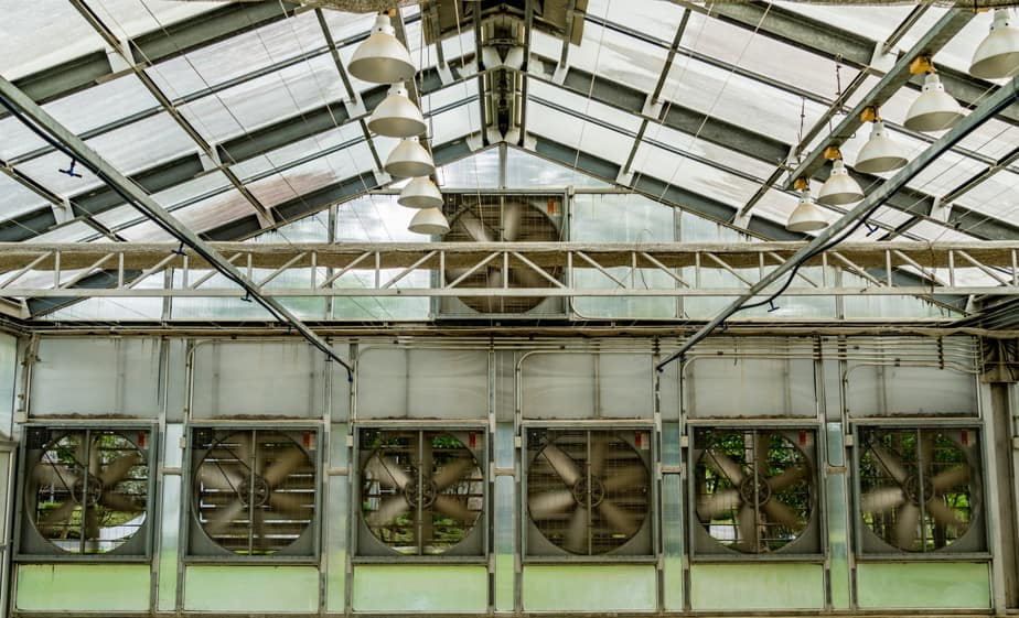 Greenhouse Heating and Ventilation Guide