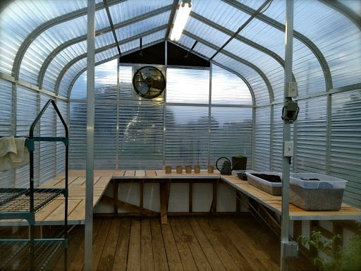 Does Your Greenhouse Need a Floor?