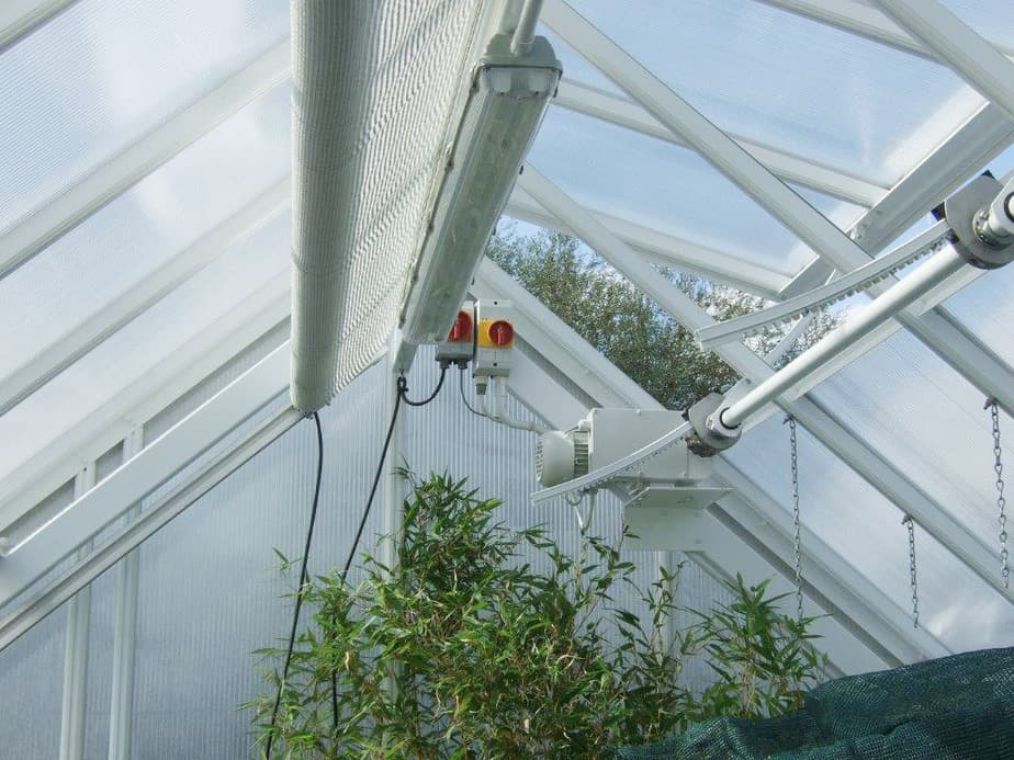 Greenhouse Heating Ventilation Guide