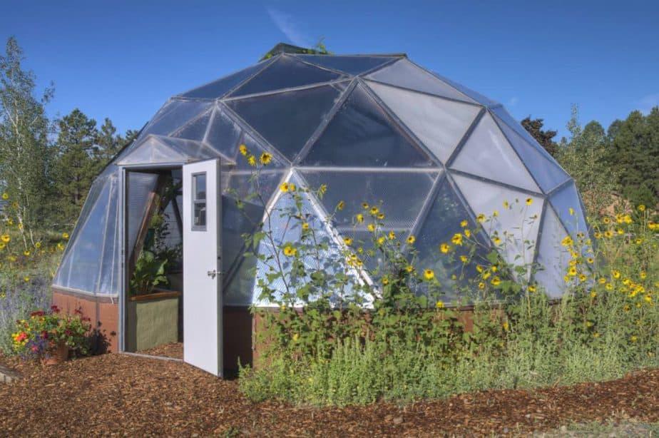 best Geodesic Greenhouses