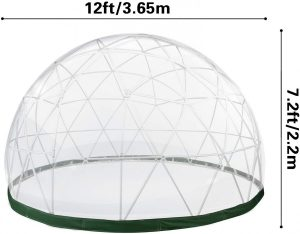 Patiolife Garden Dome review for greenhouses