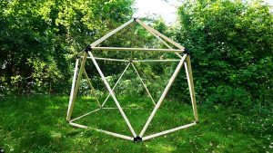 Magidome Geodesic Dome Connector Kit review for greenhouses