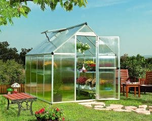 Palram HG5008 Mythos Hobby Greenhouse review