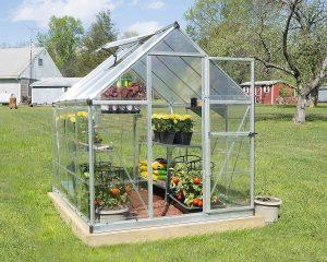 Palram HG5508 Hybrid Hobby Greenhouse review