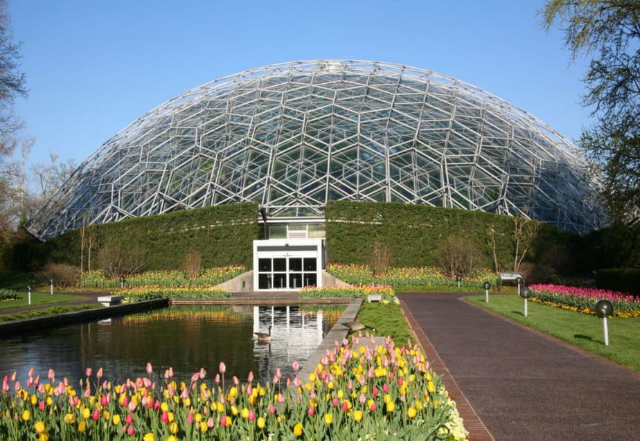 What's Geodesic Mean for greenhouses?