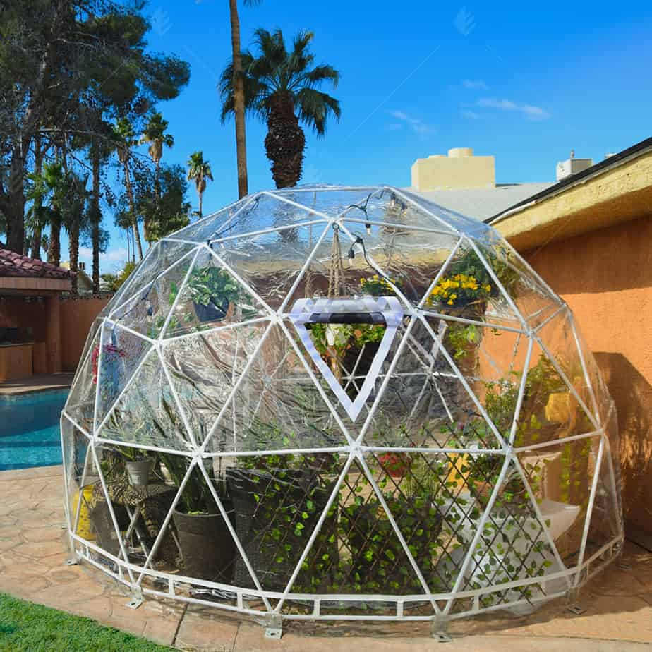 Read more about the article 3 Best Geodesic Greenhouse Kits To Buy In 2021