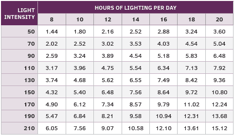 How Long Should You Keep greenhouse Grow Lights On?