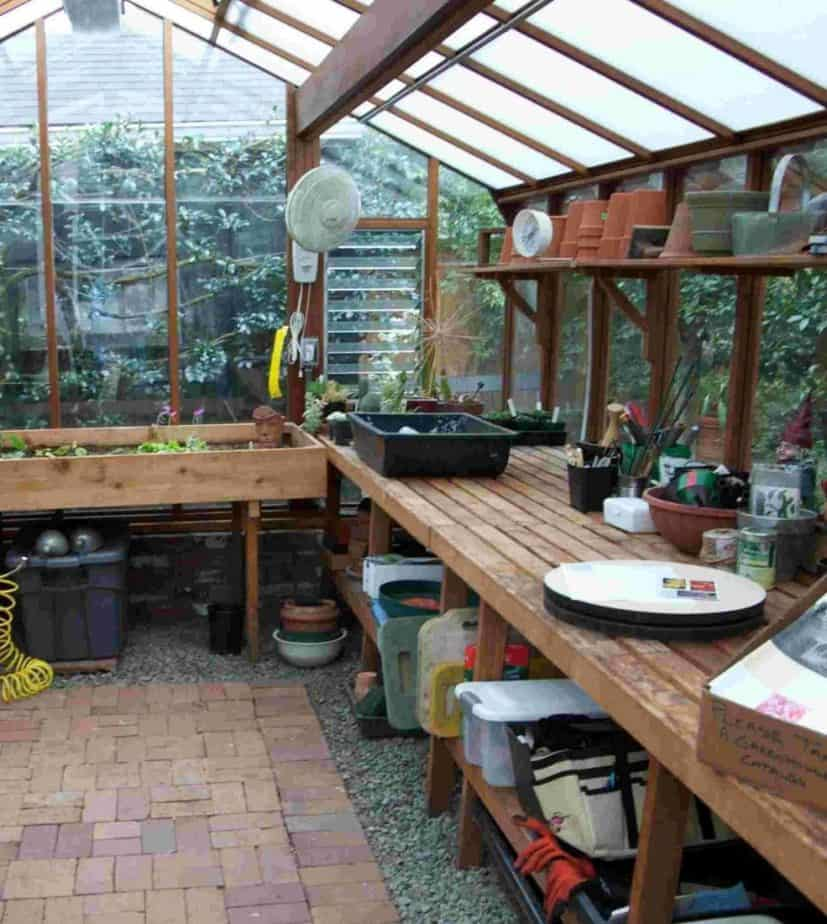 Best Greenhouse Tables and Benches