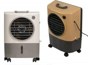 Hessaire MC18M Portable Evaporative Cooler review greenhouses