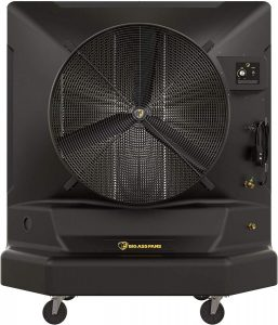 Big Ass Fans F-EV1-3601 Cold Front 400 Evaporative Cooler review greenhouses